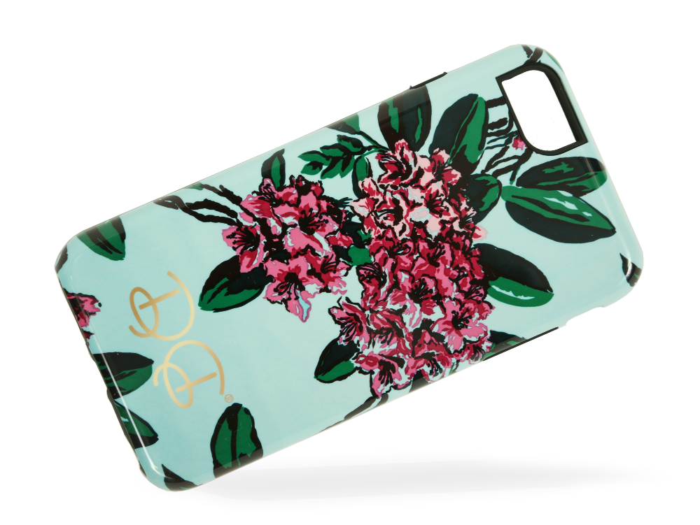 Rhododendron iPhone Cover - Free Shipping! - Carleton Varney