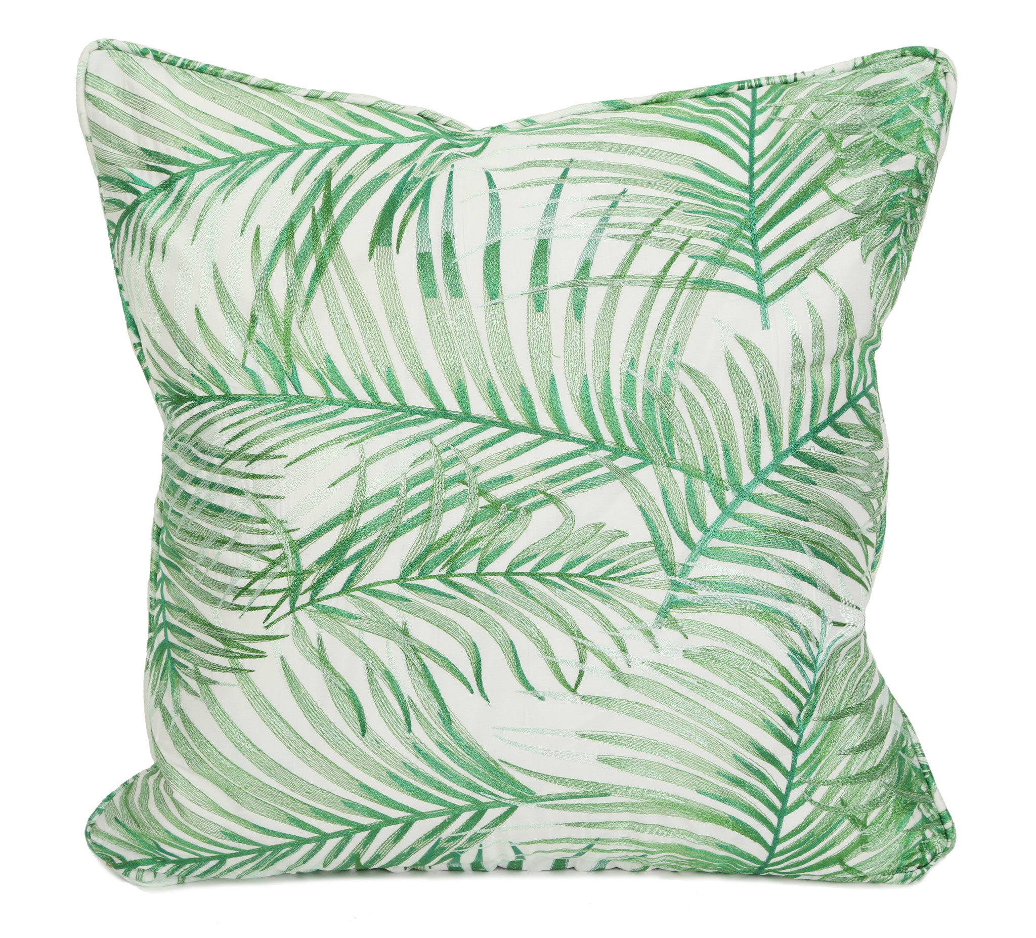 Robellini White Throw Pillow Cover - Carleton Varney