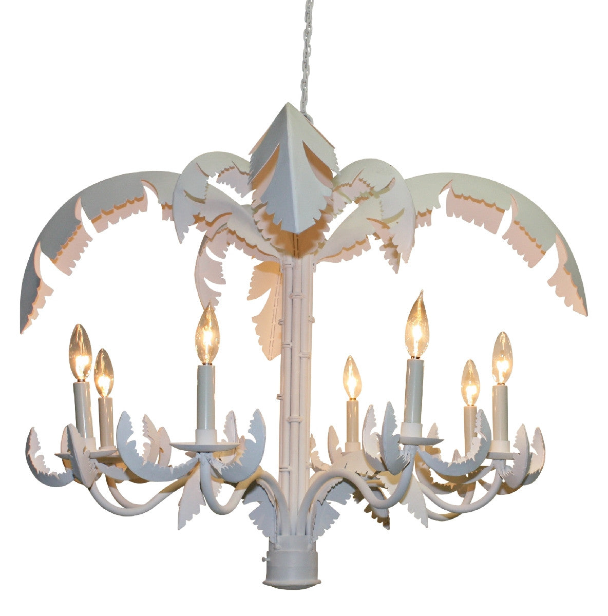 Palm Beach Chandelier - Carleton Varney