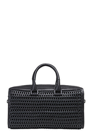 Candice Handbag - Black - Front
