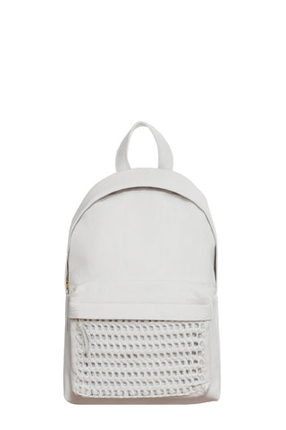 Dani Backpack - White - Front