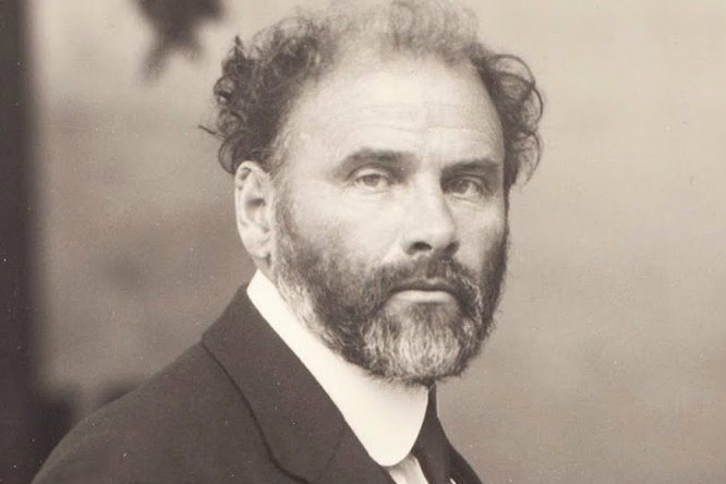 Artist of the Day: Gustav Klimt