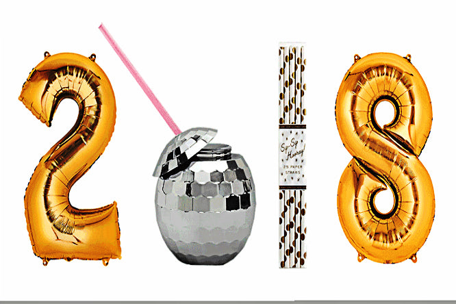 8 Must-Buy New Year's Eve Party Supplies