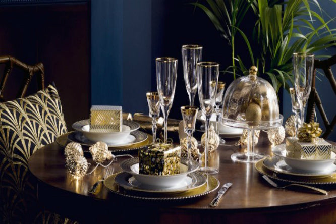 9 Tableware And Drinkware For New Year's Eve That Every Home Must Get Now