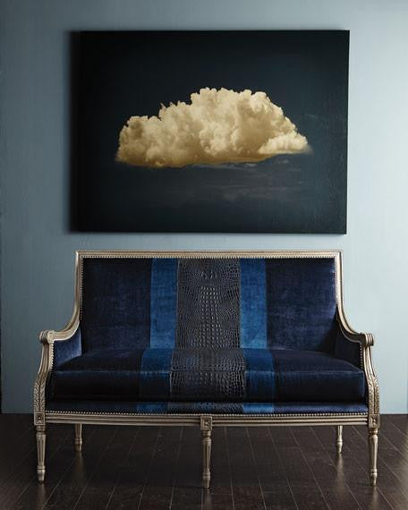 """Cloud Dream"" Giclee Framed Wall Canvas Painting 