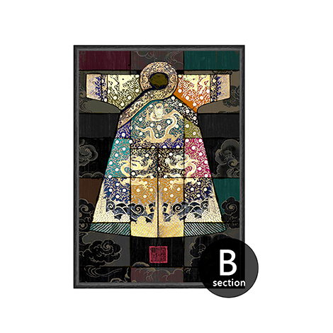"""Chinese Antique Robes"" Canvas Wall Art"