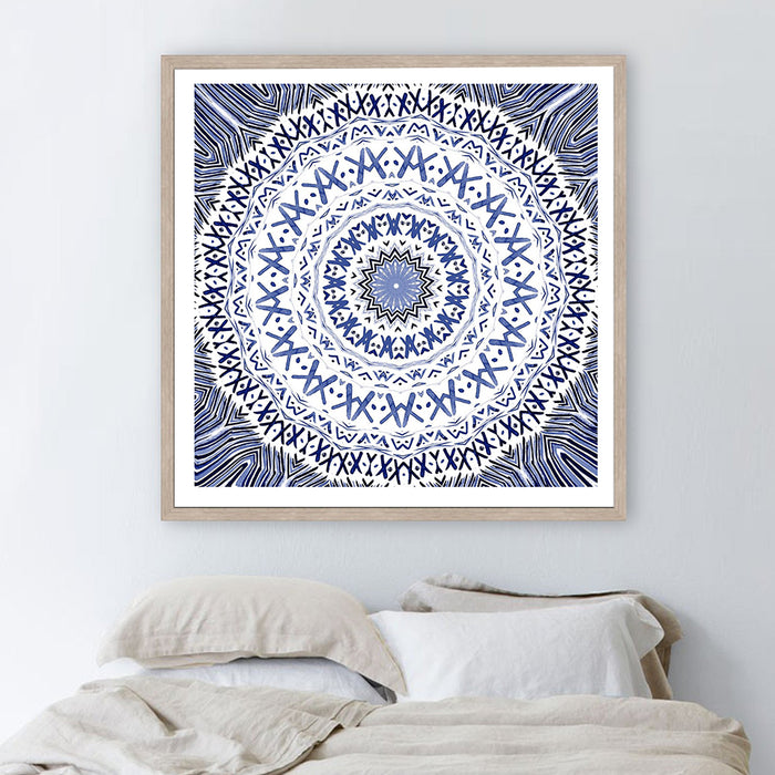 Modern Mandala Pattern Posters and Prints Circle Canvas Painting Artwork Wall Pictures for Living Room Scandinavian Home Decor
