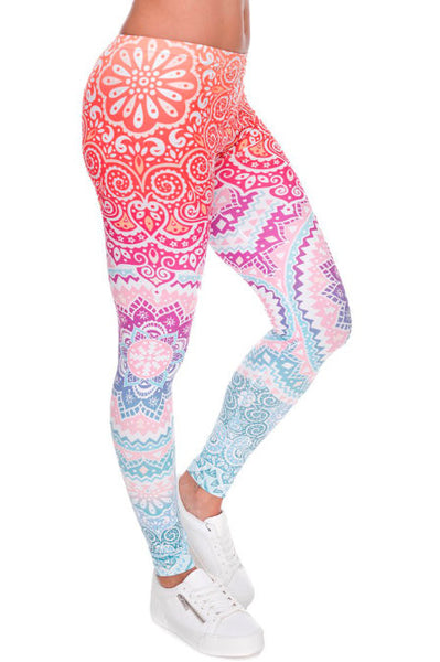 0013ef0743744e 3d Chakra Ombre Leggings - Brite Leggings