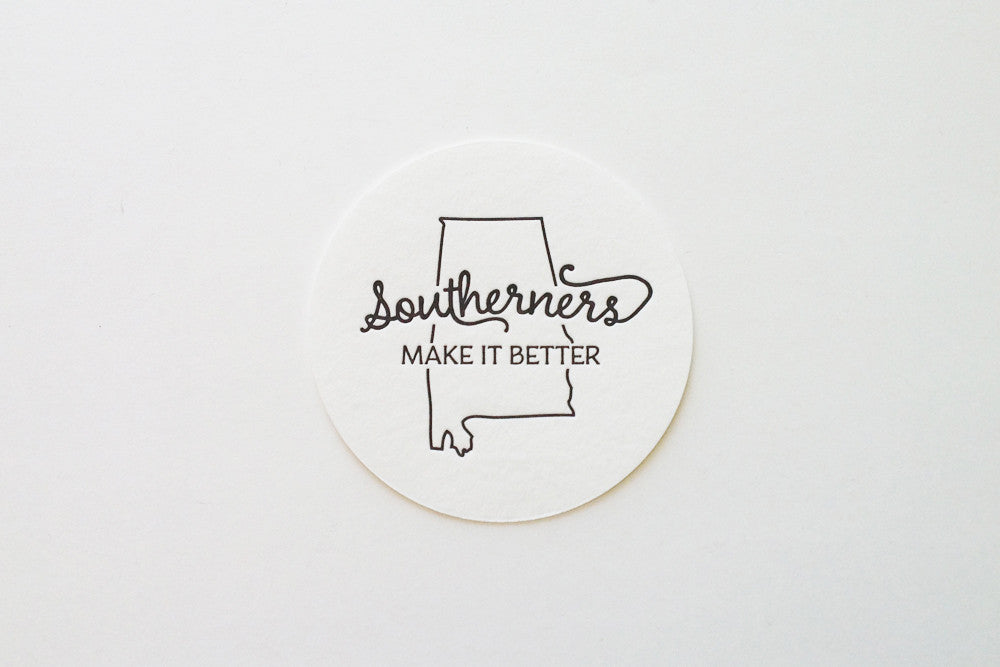 Southerners Coasters