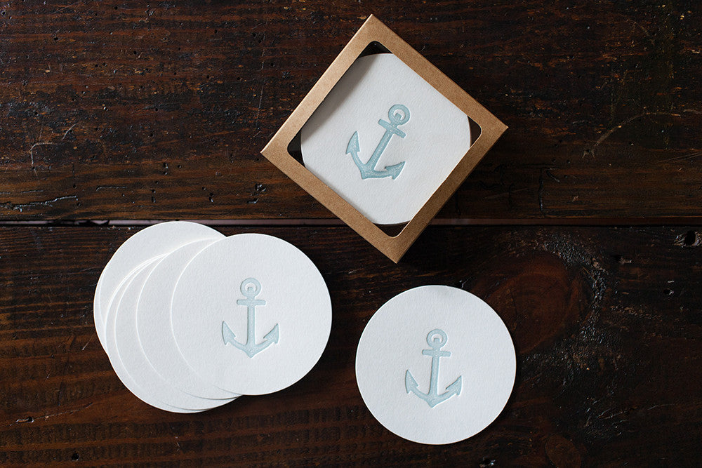 Anchor Coasters