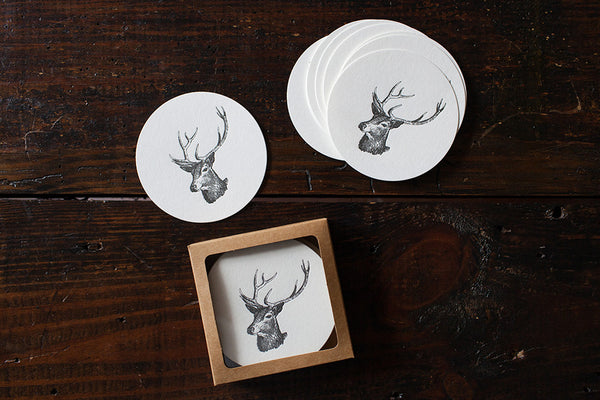 Buck Head Coasters