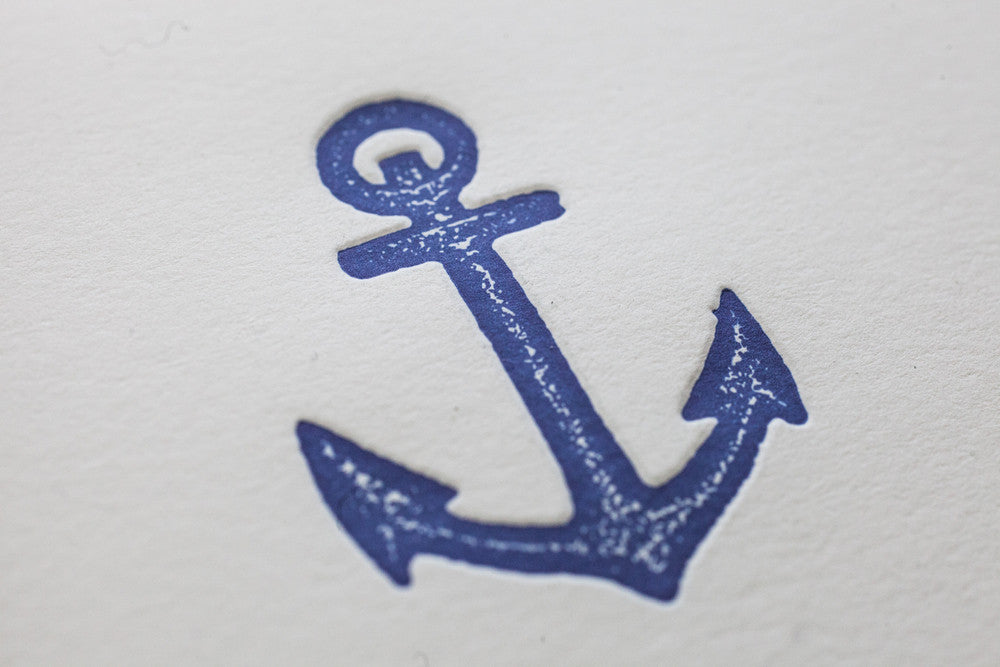 Anchors Away Card