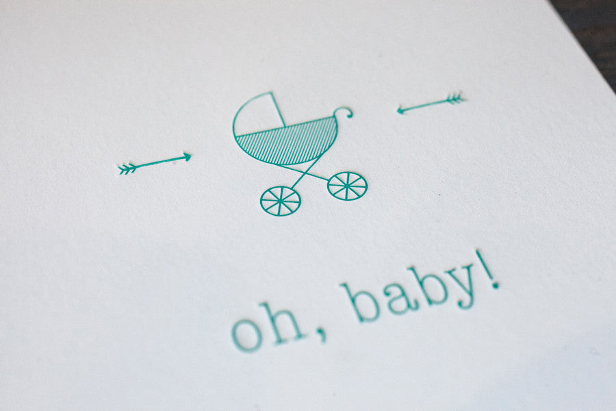 Oh, Baby! Card