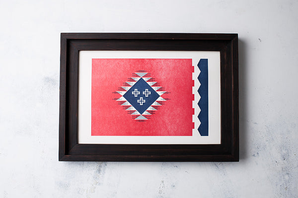 Tennessee Textile Print
