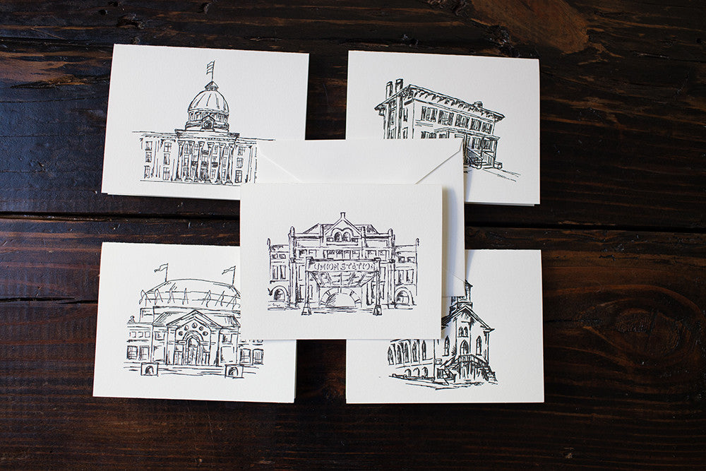 Capital City Stationery