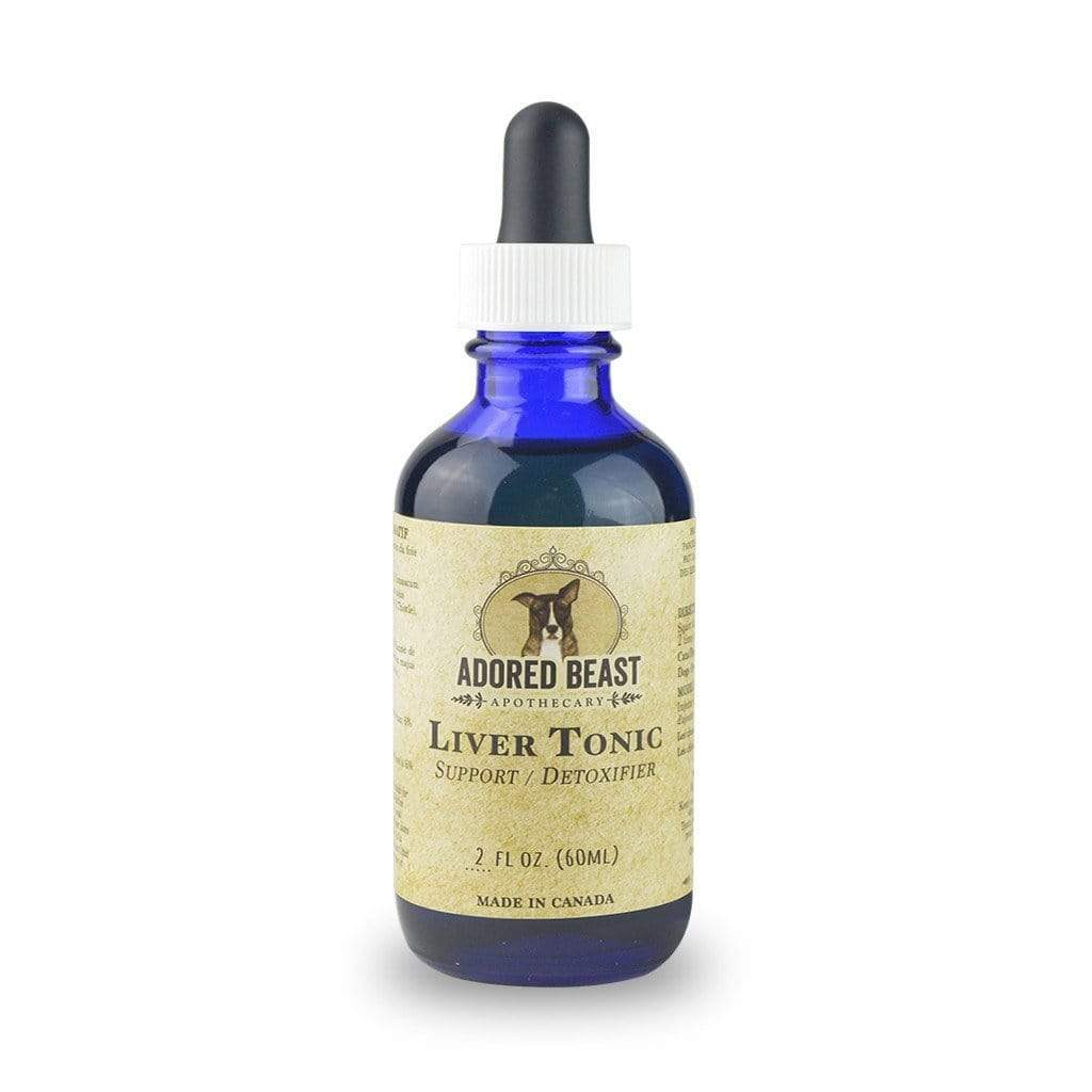Adored Beast Natural Remedies Liver Tonic
