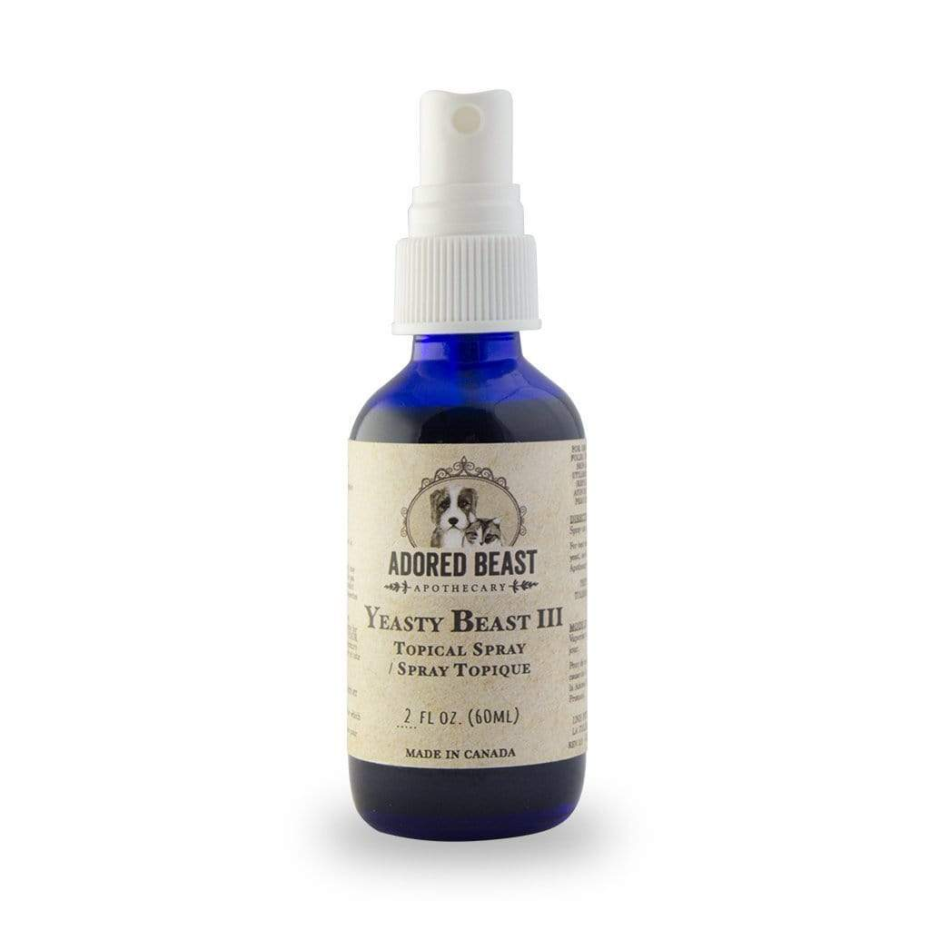 Adored Beast Natural Remedies Yeasty Beast Anti-Itch Spray