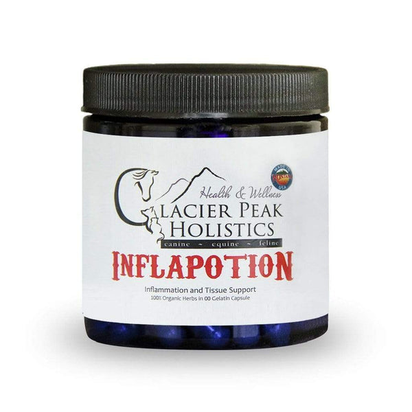 Glacier Peak Holistics Joint Care Inflapotion 120 Capsules