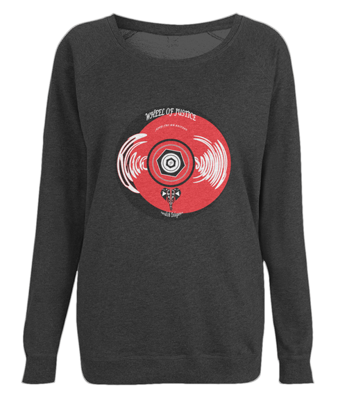 Wheel of Justice Sweatshirt (WMN)