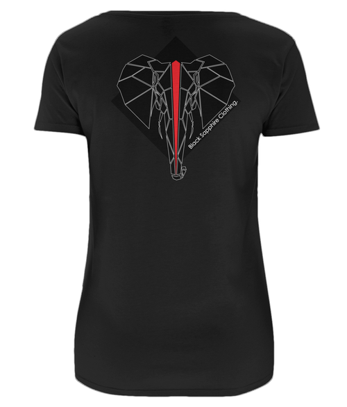 Black Series W1 t-shirt (WMN)