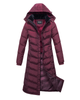 Full Length Puffer Coat with Hood - The Whole Shebang