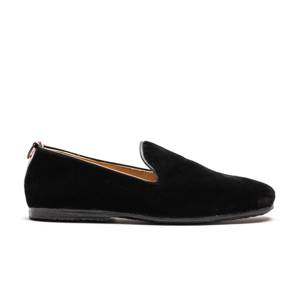 LOAFER | Black Velvet