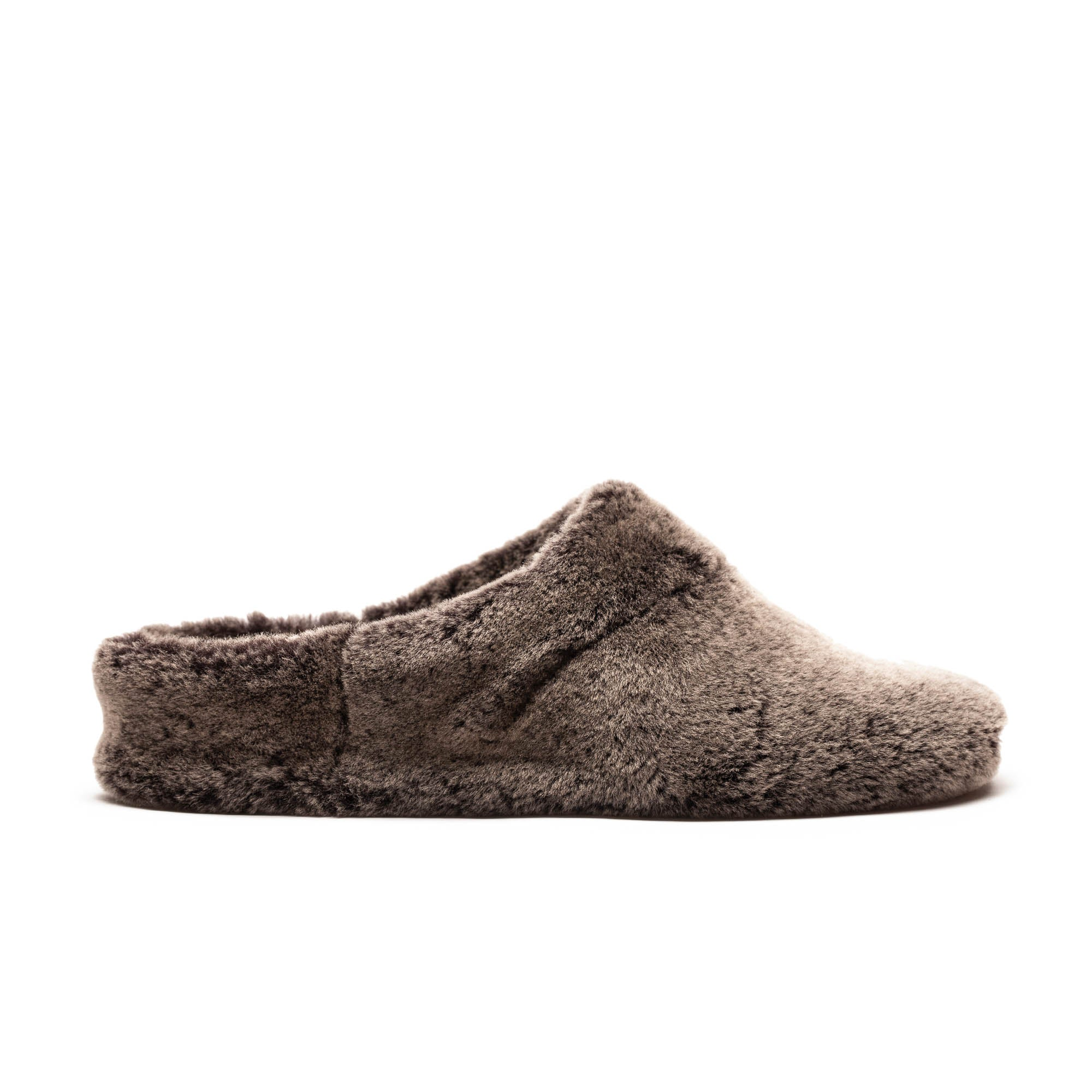 SLIPPER black snow