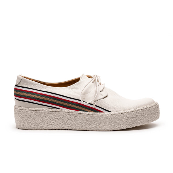 GEEK Platform | White Stripe