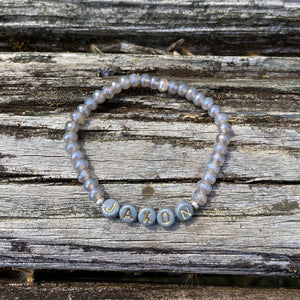 Gemstone Jewelry | Momma Stack Bracelet