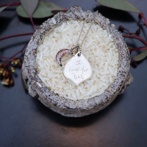 Handwriting Jewelry | Marrakesh Necklace