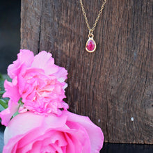 Load image into Gallery viewer, Memory Flower Jewelry | Itsy Organic Necklace