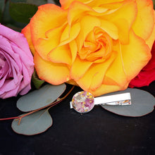 Load image into Gallery viewer, Memory Flower Jewelry | Tie Clip
