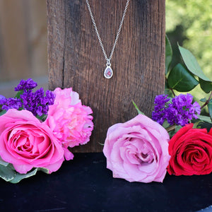 Memory Flower Jewelry | Itsy Organic Necklace