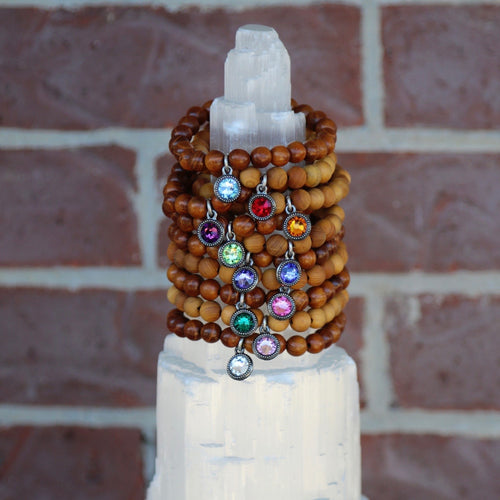 Gemstone Jewelry | Birthstone Stack Bracelet