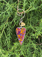 Load image into Gallery viewer, Memory Flower Jewelry | Heart Ornament