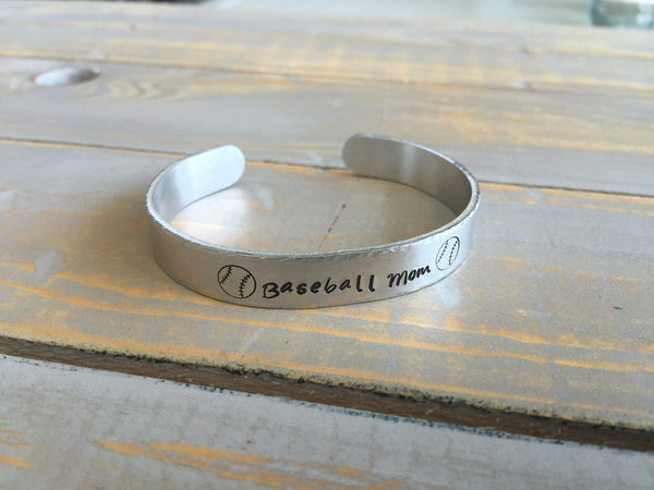 Personalized Metal Cuff