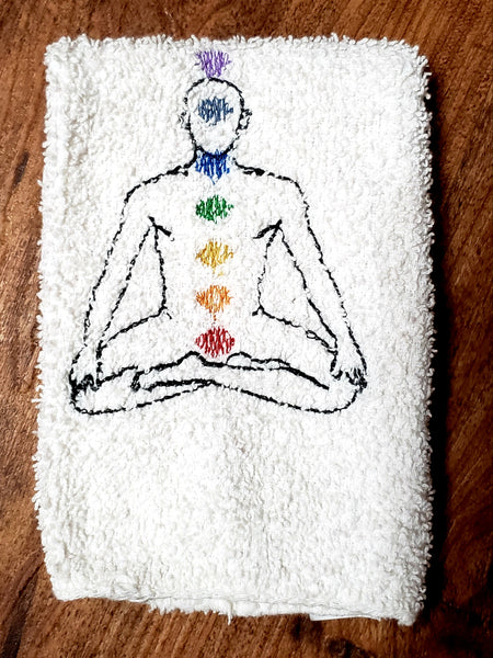 Washcloth - Meditate