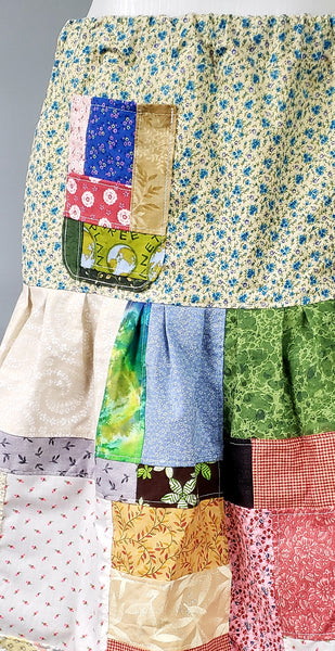 Skirt - Patchwork
