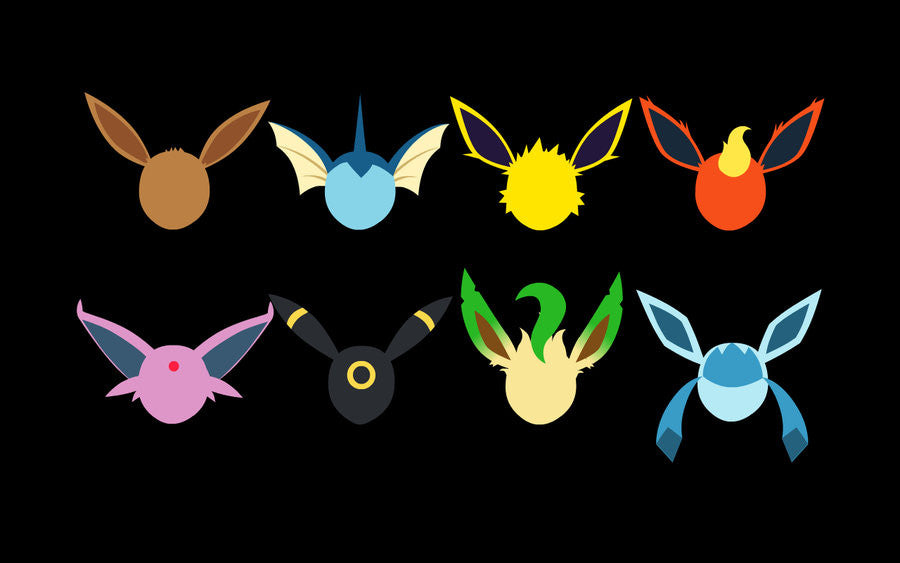 "A Guide To ""Eeveelutions"" - Choosing Your Path"