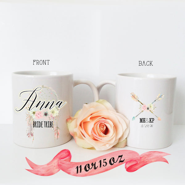 Bridesmaid Dreamcatcher Mug