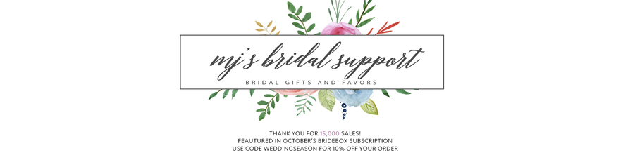 MJ's BRIDAL SUPPORT