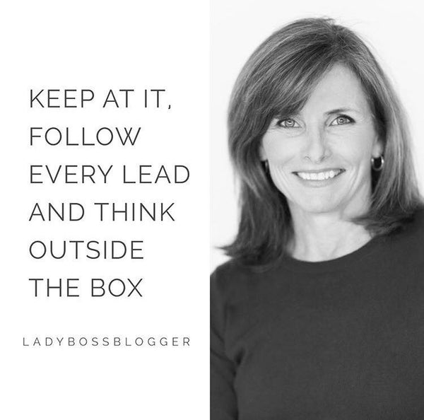 Lady Boss Blogger Interviews Laurie Tuck