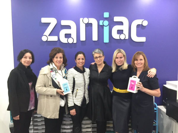 Laurie Tuck Presents at Women's Business Development Council hosted by Zaniac-Greenwich