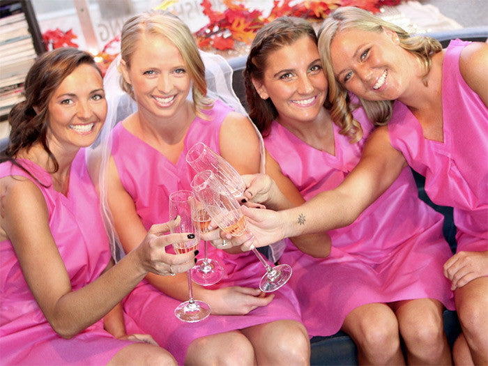 Bridal Spray Tan Party