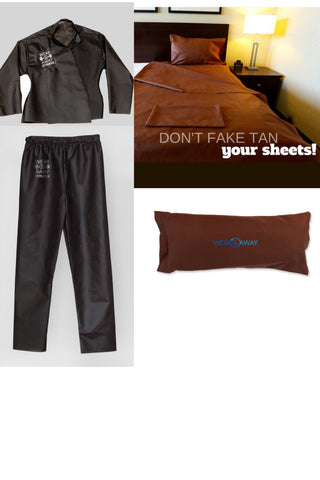 Wear & Away Sheet Protector Set