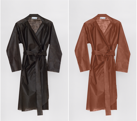 Wear & Away Robe for Sunless Tanning and more...