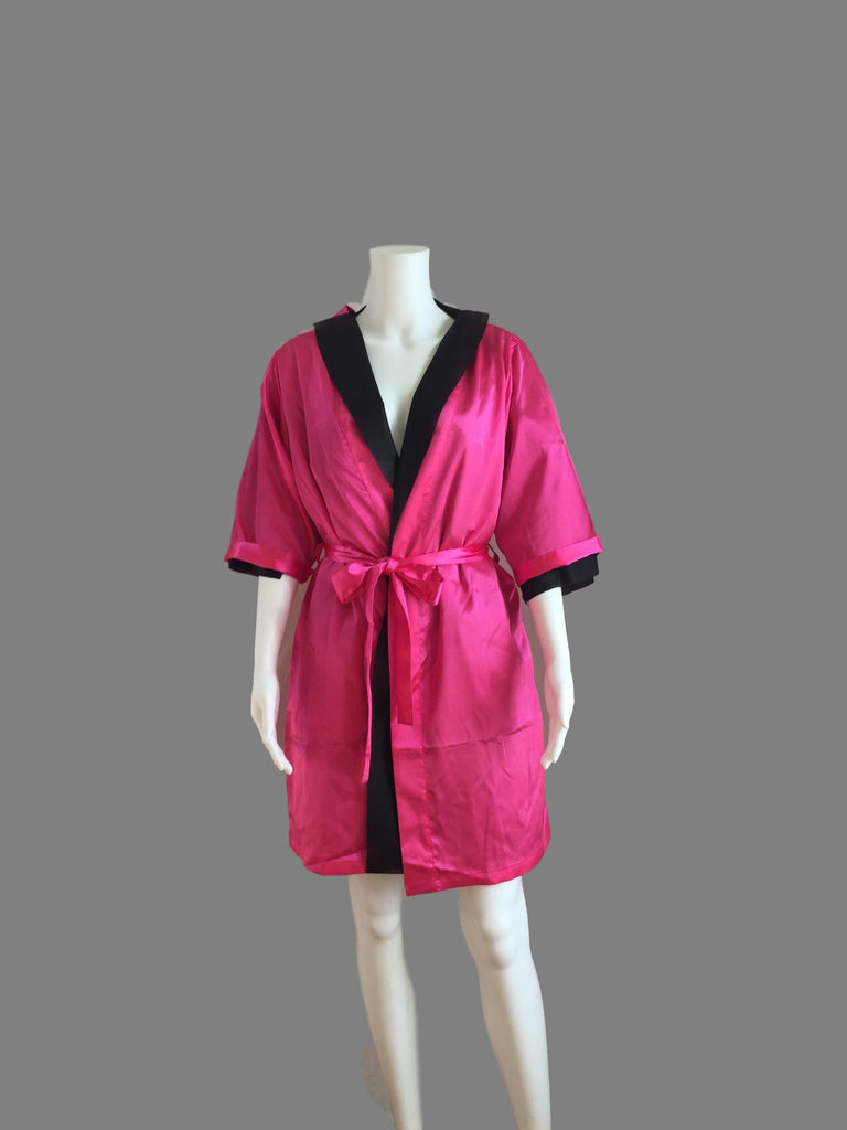 Wear & Away Satin Robe Tanning Liner