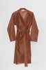 Little Tan Wrap Dress - Long Sleeved for Sunless Tanning