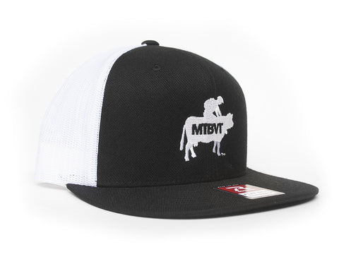 Mad Cow Hat - Black