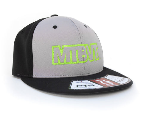 MTBVT Hat - Black & Grey